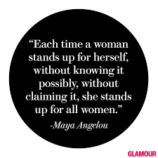 Maya Angelou Quotes About Women's