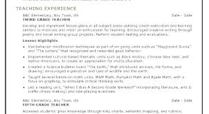 Teacher Resume Free Assistant Teacher Resume Example Teacher Teacher ...
