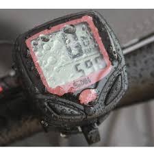 <b>Bike Computer</b> LCD Digital Display <b>Waterproof Bicycle</b> Odometer ...