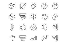 air conditioner icon. air conditioner icon e