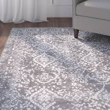 attractive gray area rug inside home decorators collection ethereal grey 7 ft x 10