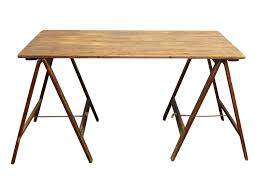 wooden folding table for hire