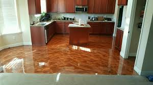 kitchen metallic epoxy flooring lowell ma
