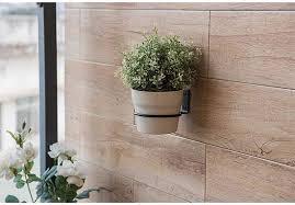 wall hang ring holder for flower pot