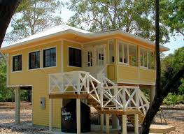 Awesome Small Beach House Plans   Narrow Lot Beach House Plans    Awesome Small Beach House Plans   Narrow Lot Beach House Plans On Pilings