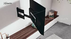 Tv wall mouns Corner Vogels Thin 546 Tv Wall Bracket For Oled Electrobot Vogels Thin 546 Tv Wall Bracket For Oled Youtube
