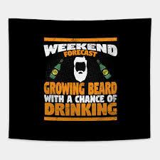 Beard Drinking