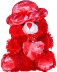COST TO COST <b>Love Heart</b> Teddy <b>Bear</b> - 32 cm