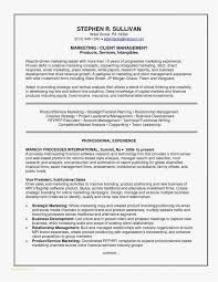 2018 Resume Templates Amazing Project Manager Resume Template 48 Warehouse Management Resume