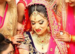 hindu bride makeup