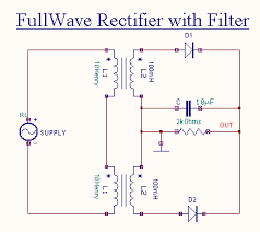 full wave rectifier projects full wave rectifier