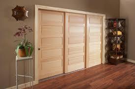 image of sliding closet doors track