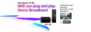Apple TV 4K - Free 1 year subscription to Apple TV Plus