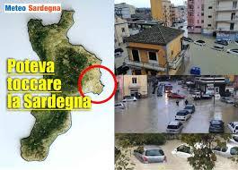 Poteva toccare alla Sardegna: meteo estremo, alluvione a Crotone - METEO  SARDEGNA