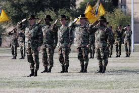 Us Army Cavalry U S Army Command Sgt Maj Philip F Johndrow First
