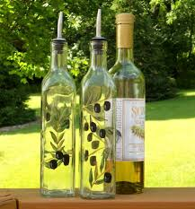 Olive Oil Decorative Bottles Pin by Michelle Colletta on Wine bottles crafts Pinterest Wine 27