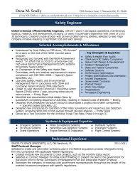 Aerospace Engineer Resume Sample Document Resumes