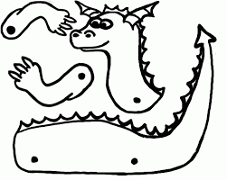 Pikbest have found 1478 free chinese dragon templates of poster,flyer,card and brochure editable and printable. Dragon Template Coloring Home