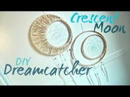 Wire Wrap Dream Catcher Tutorial Crescent Moon Dreamcatcher DIY YouTube 97