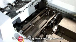 <b>Horizon CRF-362</b> Auto Creaser and Creaser Folder - YouTube
