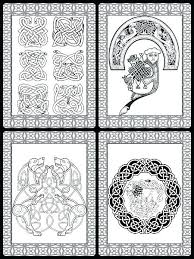 Wiccan Coloring Pages Printable Symbols To Color Coloring Pages