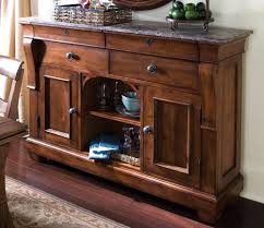 Kincaid Tuscano Bedroom Furniture Tuscano Sideboard W Marble Top
