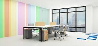 interior office design. Fine Interior Open Plan System Furniture For Interior Office Design B