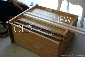 not wooden drawer glides lubricate slides modifying classic wood center mount classic wood center mount drawer slide wooden glides sticking slides