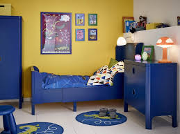 Soccer Bedroom Decorations Bedroom Blue And Yellow Contemporary Kids Bedroom Wonderful Kids