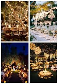 38 outdoor wedding lights ideas you ll love