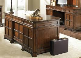 executive wood desk jr executive desk in brown whiskey finish by liberty furniture executive stationery wooden executive wood desk