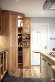 stunning design corner kitchen pantry cabinet oak tall inspiration