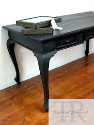 Antique looking furniture cheap French Provincial Queen Writing Desk Furniture Stores Cheap Deep Charcoal With Red Antique Style Drawers For Sale Near Cheeky Beagle Studios Decoration Cheap Antique Furniture