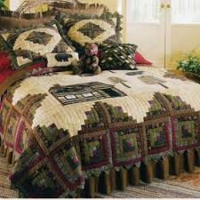 39 best Northwoods Quilts and Bedding images on Pinterest | Bear ... & Northwoods Quilt Patterns | Northwoods Quilt Adamdwight.com