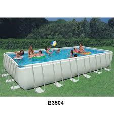 Intex Ultra Frame Pools Rectangle and Round Intex Pools