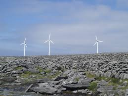 wind power in the republic of wind turbines on inishmaan