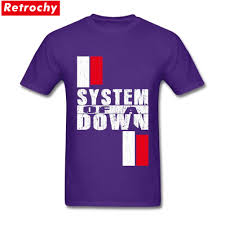 Band T Shirt Designs Us 12 54 43 Off American Soad Band T Shirt Designer Online Grunge System Of A Down Custom Short Sleeve Valentines Party Novelty Tshirt Big Size In