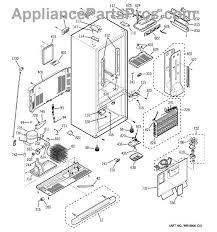 ge wr08x10061 overload relay appliancepartspros com part diagram
