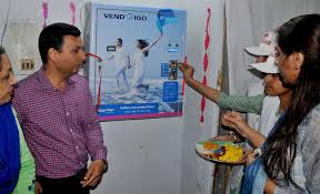 Sanitary Napkin Vending Machine Classy Sanitary Napkin Vending Machines Installed At Govt Schools Women's Jail
