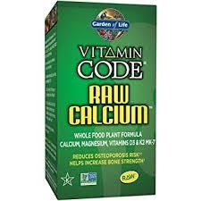 garden of life raw calcium. Fine Calcium Garden Of Life Raw Calcium Supplement  Vitamin Code Whole Food  For Bone Health And Of W