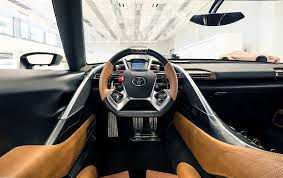 2018 toyota ft1.  ft1 toyota ft1 graphite concept with 2018 toyota ft1 c