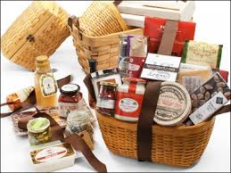 gift baskets cheese boards