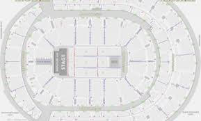 Bridgestone Arena Seating Chart Virtual Philips Arena Seating Chart Wwe Climatejourney Org
