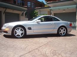 2003 mercedes benz sport car