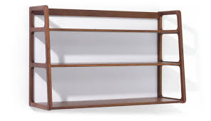 Wall Mount Bookcase Scp Agnes Wall Mounted Shelves