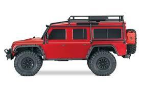 <b>Радиоуправляемый краулер TRAXXAS TRX-4</b> Land Rover ...