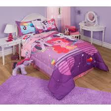 my little pony comforter twin full bedding reversible new kids girls