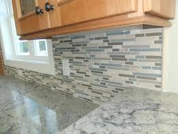 Installing Glass Mosaic Tile Backsplash Awesome Design Inspiration