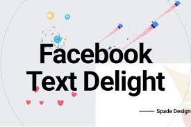 Words For Congratulations How To Use Facebooks Text Animations Text Delight Spade