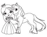Disegni Unicorno Per Fantasia Gratis Per Disegni Unicorni